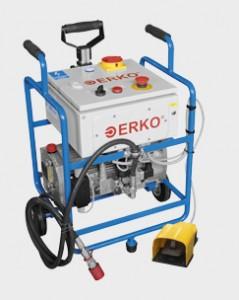 Agregat hydrauliczny AH500, AH550 - zamawiany dodatkowo sh600