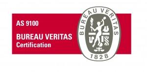 BV_Certification_AS 9100 obraz